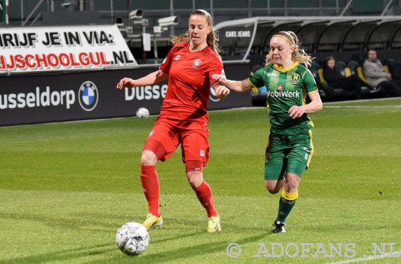 Vrouwenvoetbal: Foto