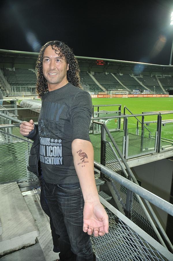 Winst Op Ajax Vereeuwigd In Tattoo Ado Den Haag Nieuws