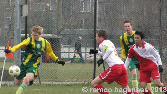 Ado   Willem Ii: Fotoverslagen Jeugd ADO-Willem II/RKC En ADO-FC Utrecht