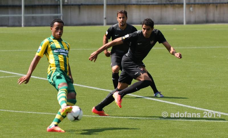 foto oefenwedstrijd ADO Den Haag - Levante UD