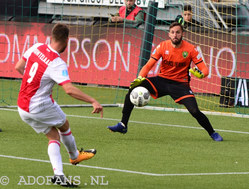 ADO, Ajax, Robert Zwinkels, keeper