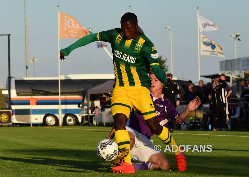 ADO Den Haag, Bruse boys, Robin  Polley