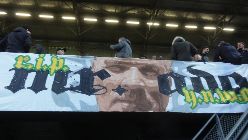 ADO Den Haag Heracles Harm Huttinga
