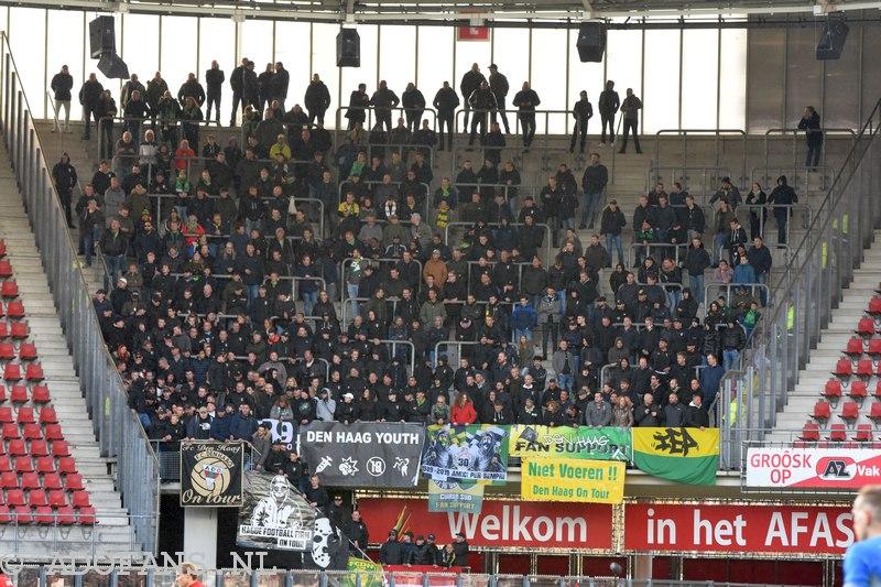Verslag En Foto S Ado Den Haag Speelt Zich Veilig In Alkmaar 2 3 Ado Den Haag Nieuws