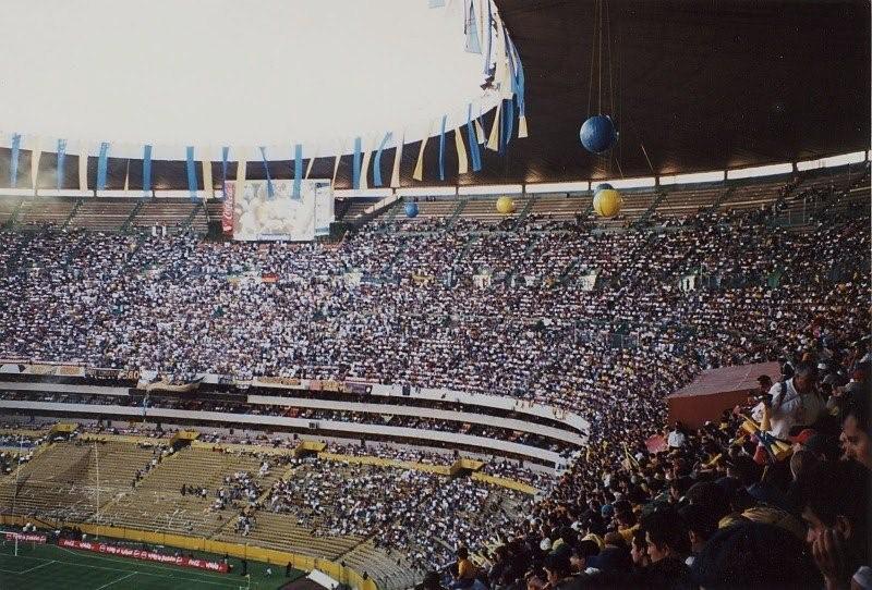 ADOfans visit: C.F. America - UNAM Pumas (Azteca-stadion ...