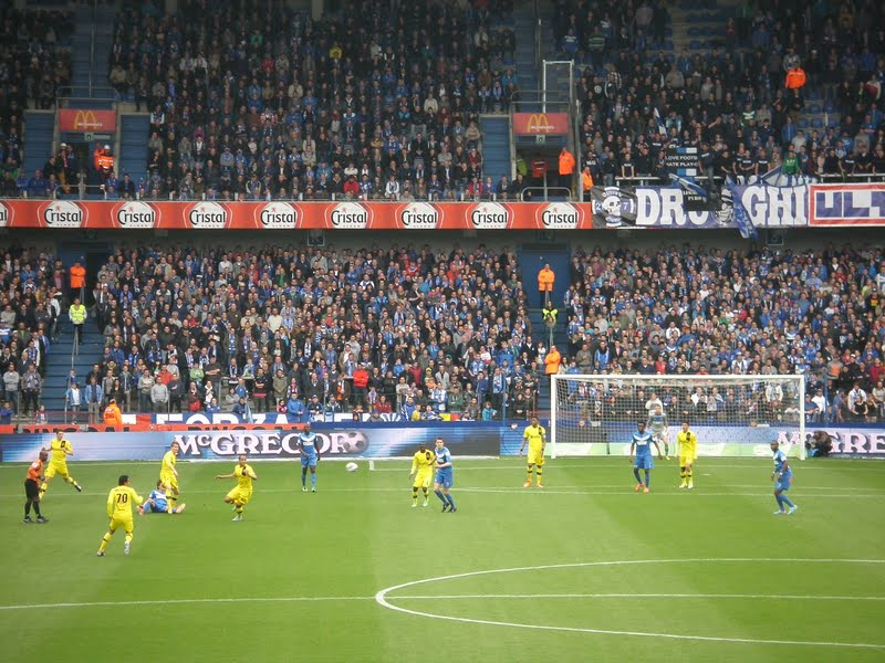 Genk-club Brugge