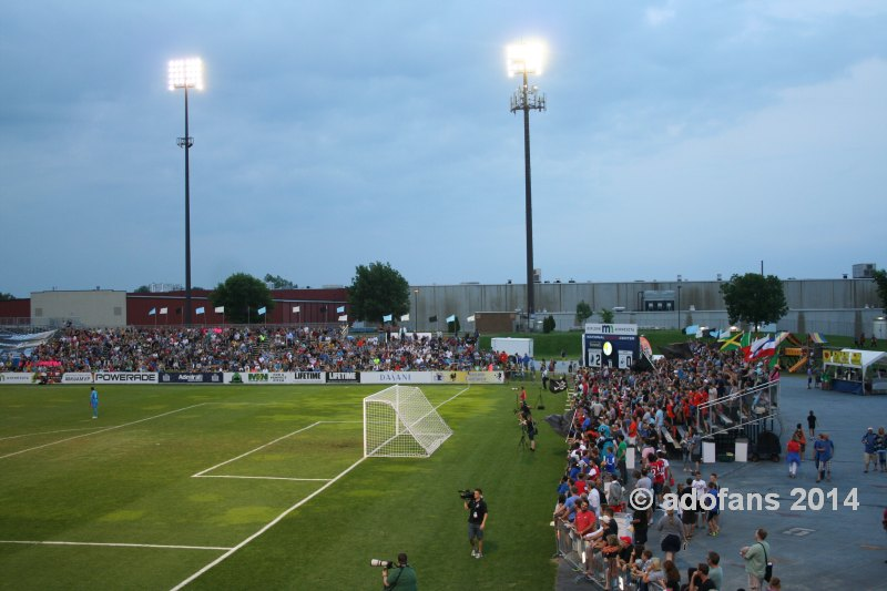 ADOfans visit: Minnesota United -Swansea City