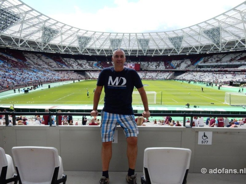 West Ham United - Juventus (opening London Stadium)